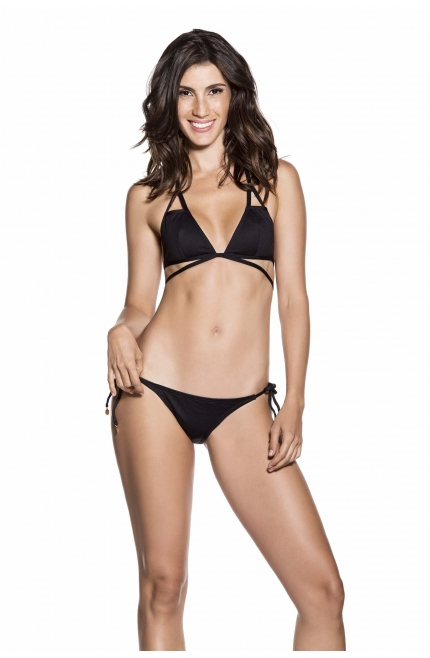 Bikini OndadeMar Tiras Everyday Cruise Negro