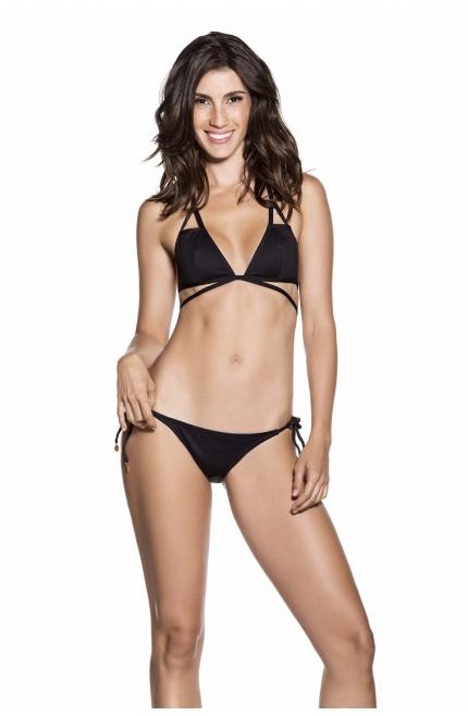 Bikini OndadeMar Tiras Everyday Cruise Negro