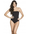 Bañador OndadeMar Bandeau Everyday Cruise Negro