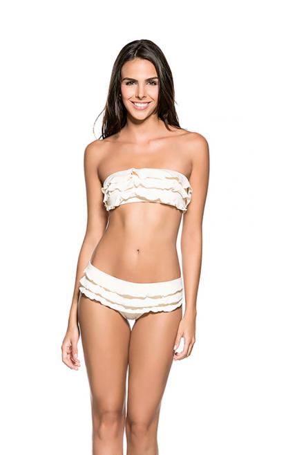 Bikini Volante Everyday Cruise Crema