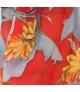 Chaqueta Touché Estampado Tropical Multicolor.
