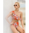 Bikini Touché Estampado Tropical.