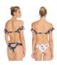 Bikini Agua Bendita Estampado Floral.