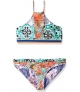 BIKINI MAAJI ESTAMPADO TROPICAL VERDE