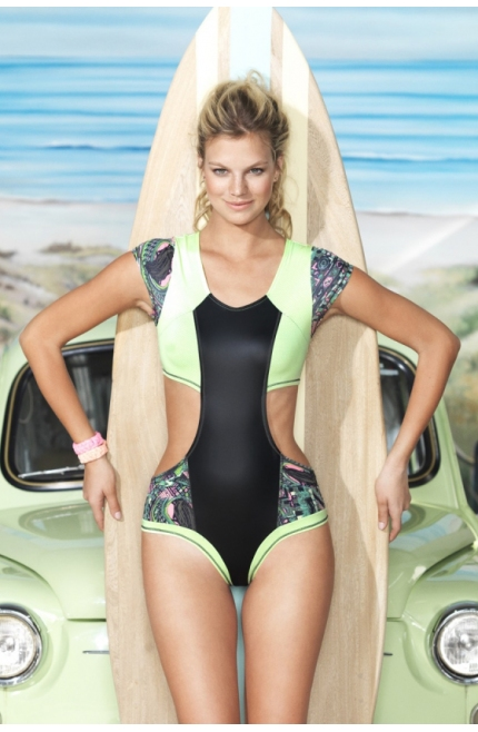 Surfer Soul Body Suit