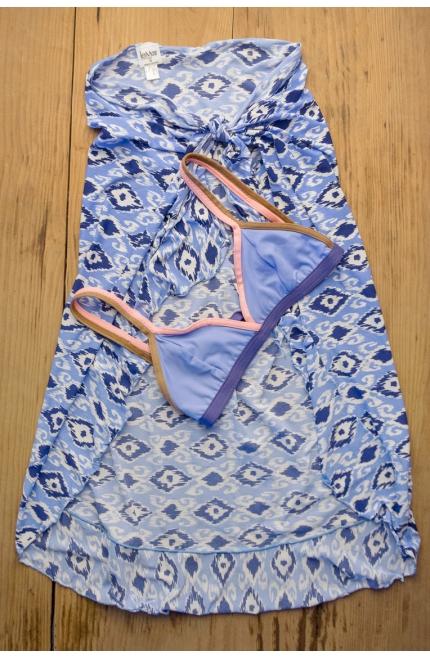 CAJITA ESPECIAL 13: Top Bikini + Vestido