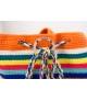 Wayuu Bolso Artesanal - Susuu Girls Marinero Multicolor