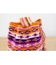 Wayuu Bolso Artesanal - Susuu Étnico Multicolor
