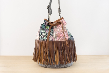 MAAJI Bolso Medium Bag cuero