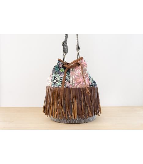 MAAJI Bolso Medium Bag cuero