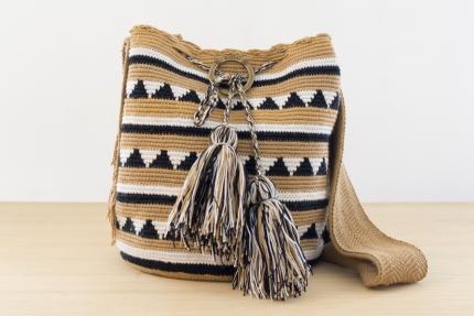 Wayuu Bolso Artesanal - Susuu Multicolor